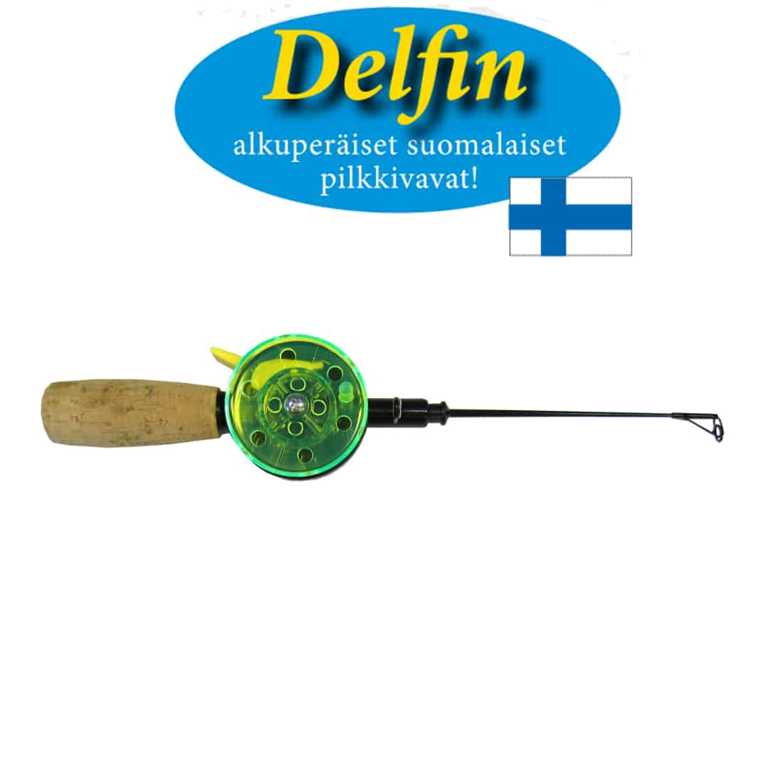 Delfin 502 President Lasikuitu-0