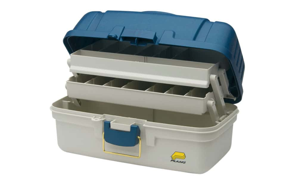 Plano Two Tray Box 620206-530