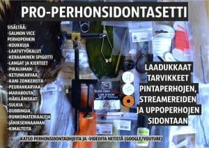 Pro-Perhonsidontasetti Eumer-0