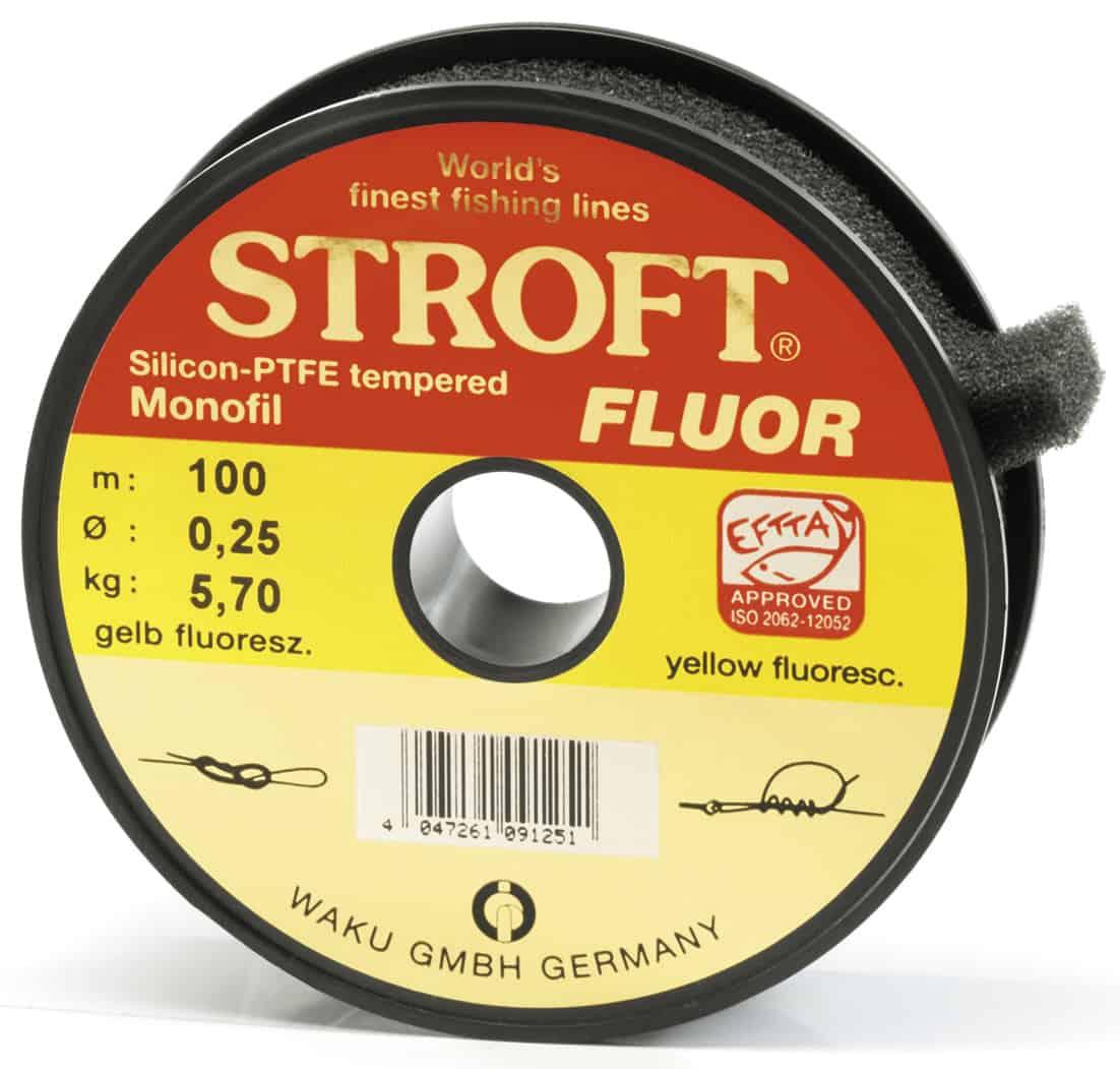 Stroft GTM Fluori 100m monofiilisiima-0